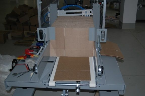 Parcel Opening Machine
