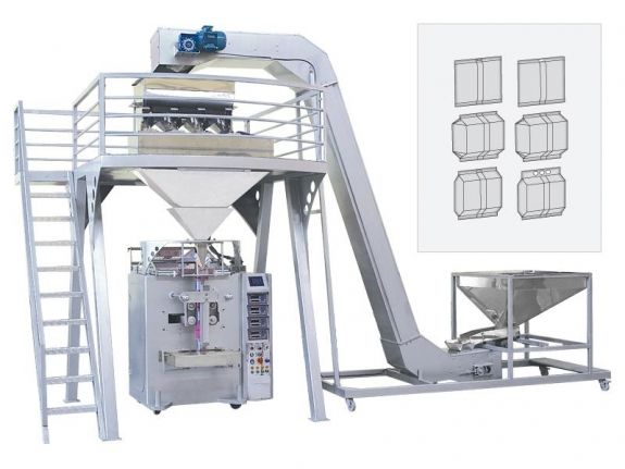 Full Automatic Packing Machine with Scale